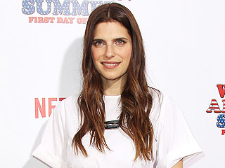Lake Bell: Motherhood Is a 'Beautiful Lesson In It Not Being All About Me'