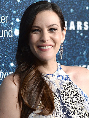 Liv Tyler Introduces Son Sailor Gene