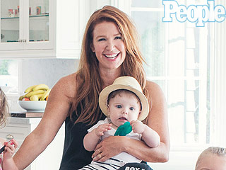 Poppy Montgomery Takes Style Advice from Her Kids (and They're Not Shy About Sharing It!)
