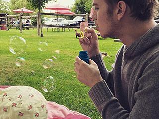 Rachel Bilson and Hayden Christensen's Daughter Briar Rose (Sort Of) Makes Her Instagram Debut