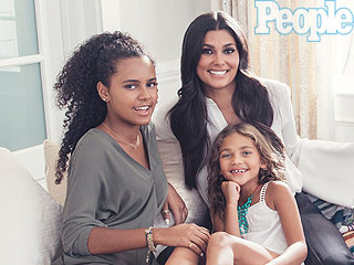 Rachel Roy's Daughters Get the Most Stylish Hand-Me-Downs – Straight from Mom's Closet!
