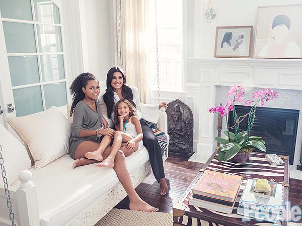 Rachel Roy daughters Ava Tallulah clothes