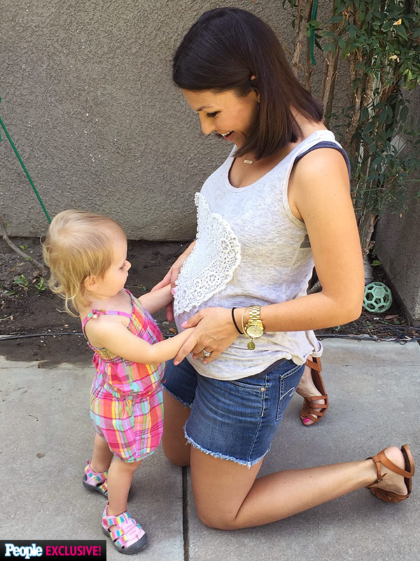 DeAnna Pappas Stagliano Pregnant Expecting Second Child