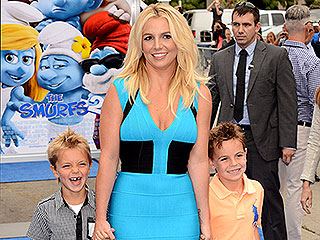 Britney Spears Hopes Her Sons Never Have to Experience Her 'Magnitude' of Fame