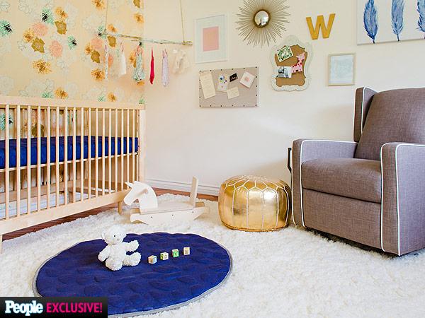 CaCee Cobb Donald Faison daughter nursery