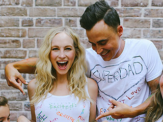 Baby on the Way for The Fray's Joe King and Vampire Diaries' Candice Accola