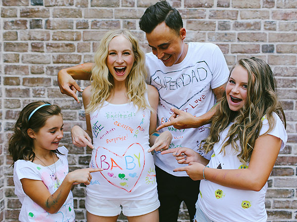 Candice Accola Pregnant Expecting First Child Joe King