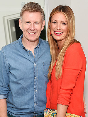 Cat Deeley pregnant expecting first child Patrick Kielty