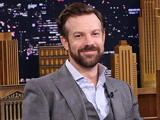 VIDEO: Jason Sudeikis Says His and Olivia Wilde's Son Otis Is Already a Hoops Fanatic: 'He Loves Dunking Basketballs'