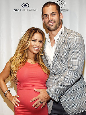 Eric Decker Jessie James Welcome son