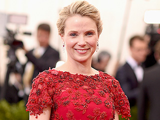 Yahoo! CEO Marissa Mayer Is Expecting Twins and Says She'll Work Through Pregnancy
