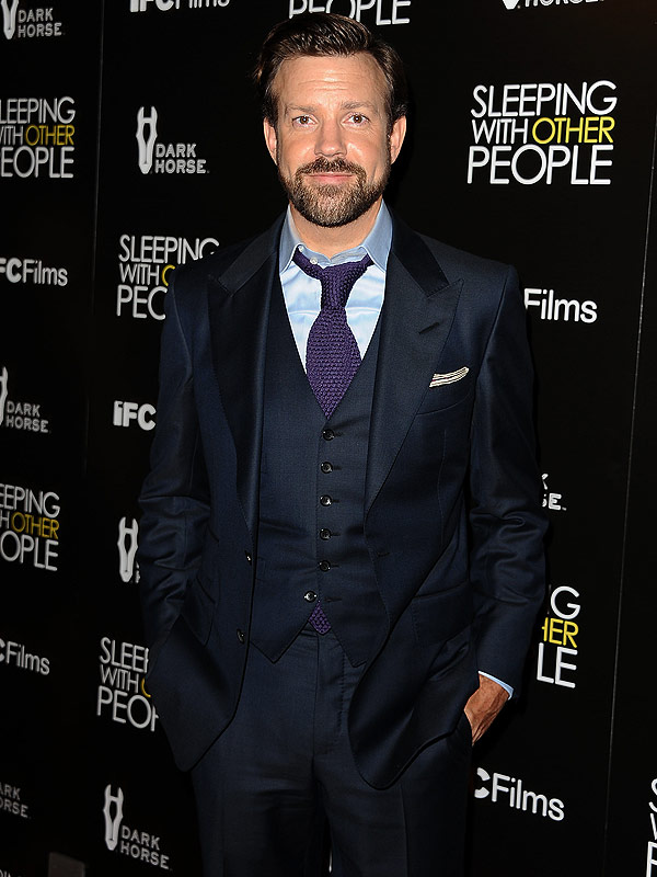 Jason Sudeikis Sleeping with Other People premiere