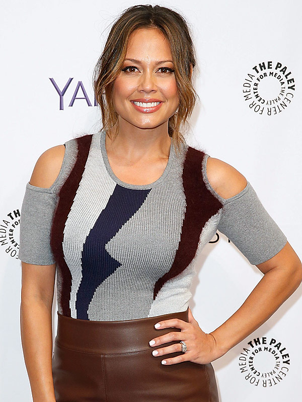 Vanessa Lachey Paley Center Truth Be Told