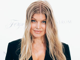 Fergie Says Axl Is a Fan of Her Fragrances: He Wants to Spray Me with Them All