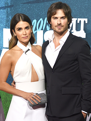 Ian Somerhalder Enjoys 'Perfectly Practicing' for Kids with Nikki Reed
