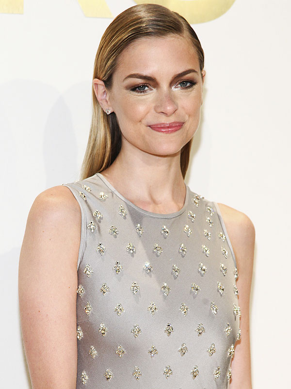 Jaime King Michael Kors Gold Fragrance launch party