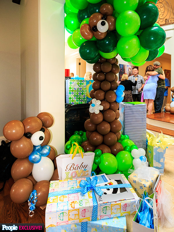 Jeff Dunham Twin Boys Audrey Dunham Baby Shower