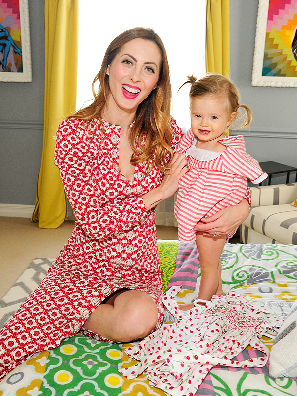 Eva Amurri Martino daughter Marlowe Happily Eva After launch