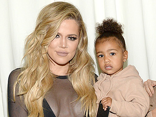 Khloé Kardashian Says North Is 'Obsessed' with 'Super Cute' Brother Saint