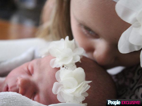 Survivor's Lindsey Cascaddan Welcomes Daughter Georgia