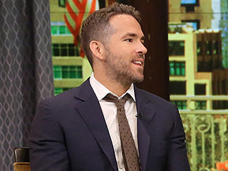 VIDEO: Ryan Reynolds on James' First Fever: I Had to Take Her Temperature (and Not Under Her Armpit!)