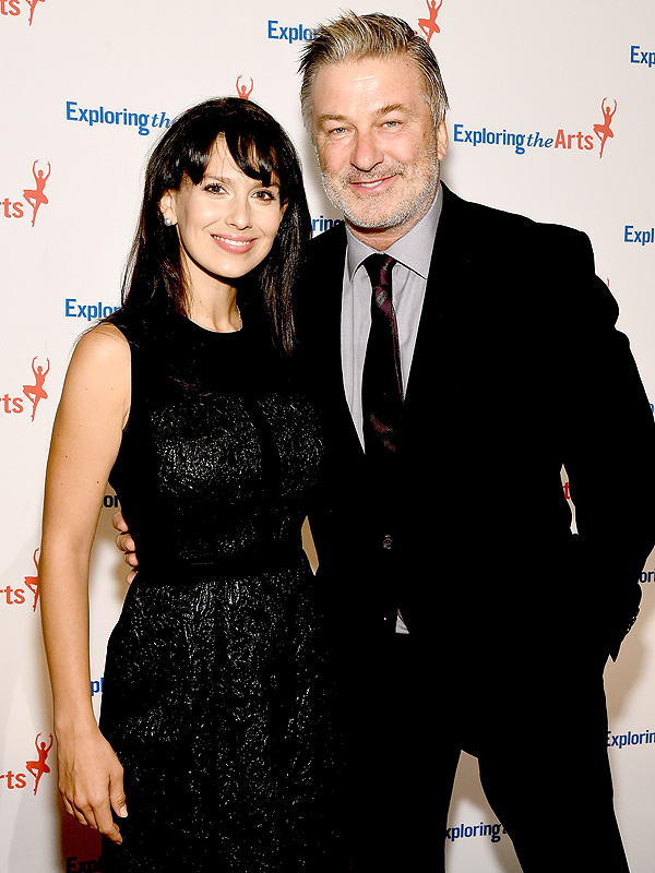 Alec Baldwin Exploring the Arts fundraising gala