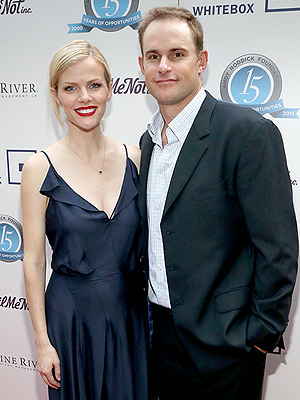 Andy Roddick and Brooklyn Decker Welcome First Child