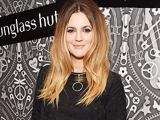 Happy Birthday, Olive! Drew Barrymore Shares Photo of Daughter's Tiger Cake