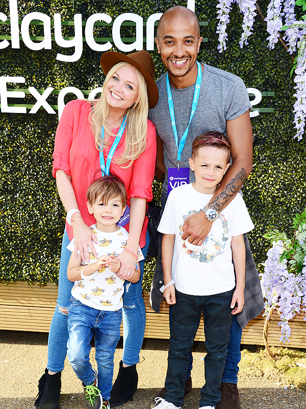 Emma Bunton Pampers Unicef partnership