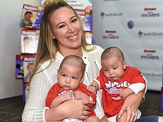 Haylie Duff Is Excited for Daughter to Start Solids: I Want a 'Little Foodie Baby!'