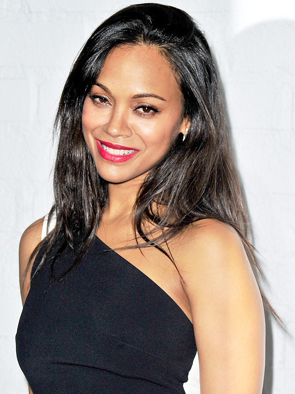 Zoe Saldana NICU Why I Care