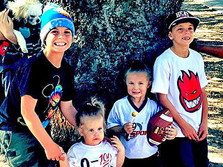 Adorable! Kevin Federline's Kids Look So Grown Up in New Family Photo
