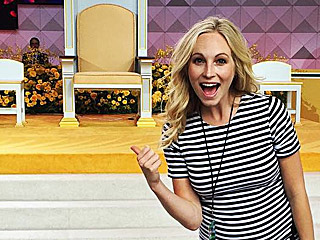 Candice King's Baby Belly Gets Blessed By the Pope: 'It Was Such an Honor'