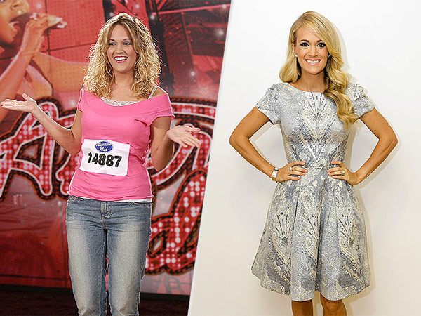 Carrie Underwood on Her Past Weight Loss: PEOPLE Cover ...