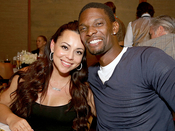 Adrienne Bosh on Having More Kids with Husband Chris