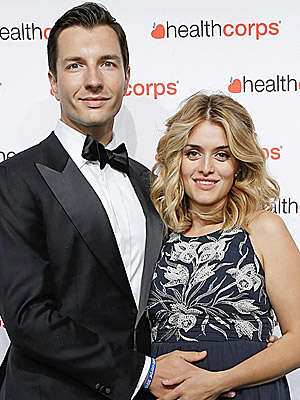 Daphne Oz Welcomes Son Jovan Jr