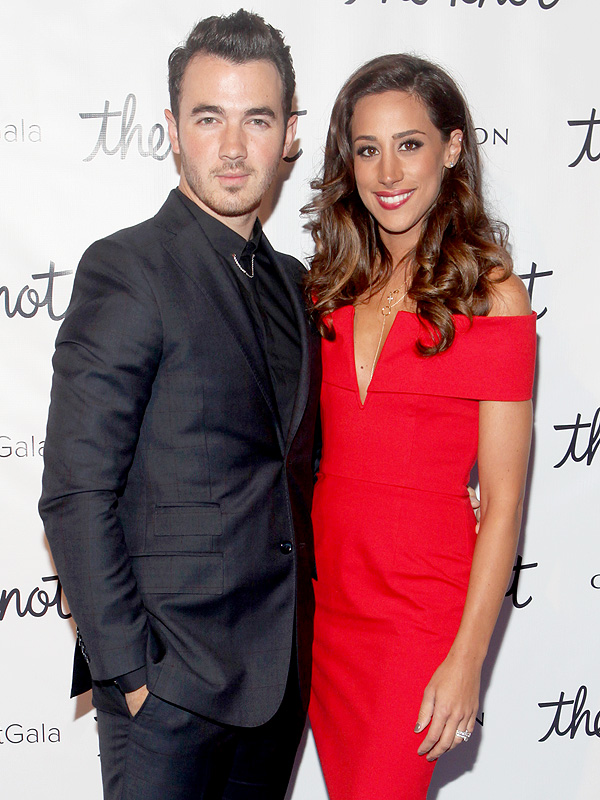Danielle Deleasa Ugly Nose Kevin and danielle jonas are 'always ...