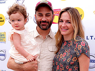Forget Halloween! Jimmy Kimmel's Daughter Jane Ruined His Mother's Day Dinner – See the Hilarious Photos
