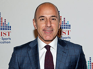 Matt Lauer on Parenting Teens: 'Remember You're Their Parent, Not Their Best Friend'