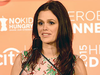 Rachel Bilson Says Daughter Briar Is More Like Belle from Beauty and the Beast