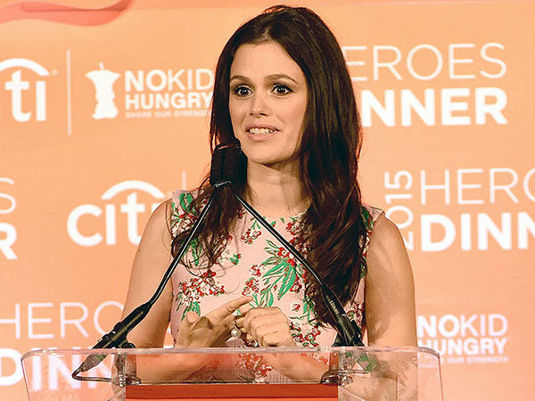 Rachel Bilson No Kid Hungry Hero