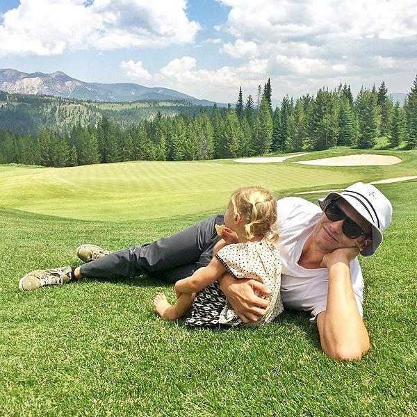 Tom Brady and Vivian