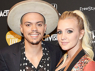 Ashlee Simpson on 6-Year-Old Son Bronx: He's Already Writing Songs!