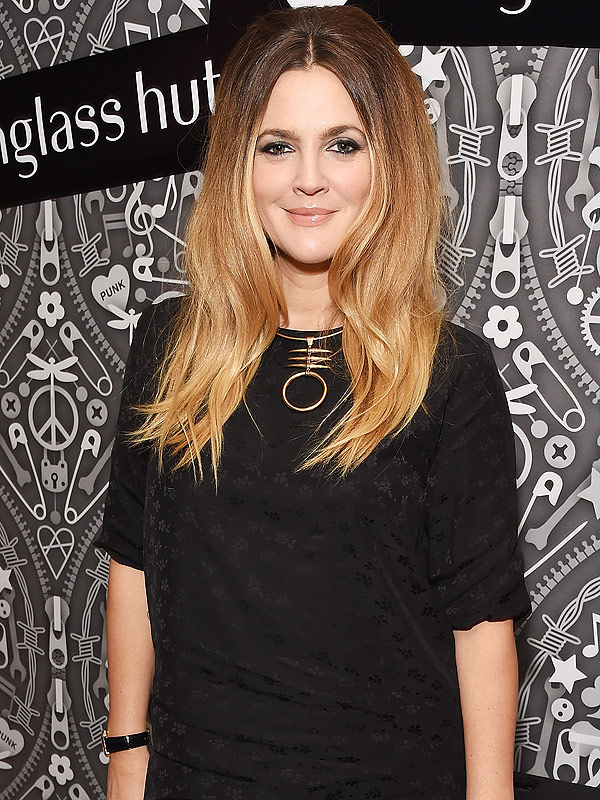 Drew Barrymore postpartum depression