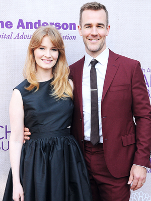 James Van Der Beek wife Kimberly expecting fourth child