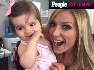 Debbie Matenopoulos' Daughter Is 1! The Star Looks Back on Their Year, Shares Birthday Party Tips