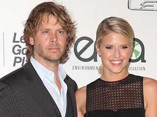 Eric Christian Olsen on Sleep Training His Son: 'Your Heart Just Breaks a Little'
