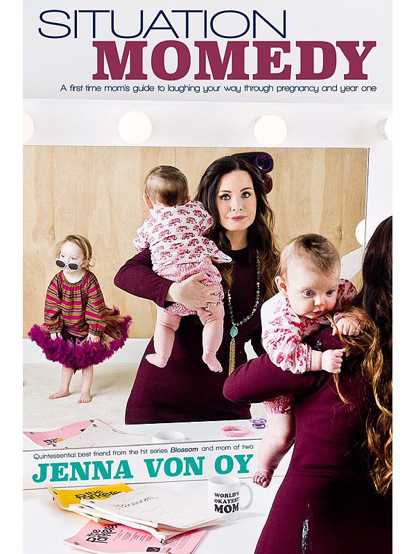 Jenna von Oy blog Situation Momedy book
