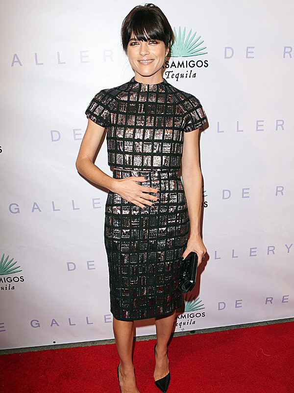 Selma Blair Brian Bowen Smith exhibit