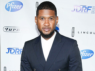 Usher: Watching My Diabetic Son Prick Himself Every Day is 'Difficult,' But I'm Inspired by His 'Bravery'